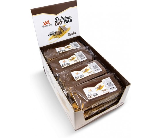 Delicious Oat Bar XXL Nutrition 12 Pack