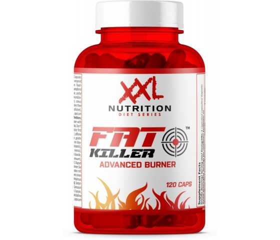 Fat Killer XXL Nutrition 120 Caps