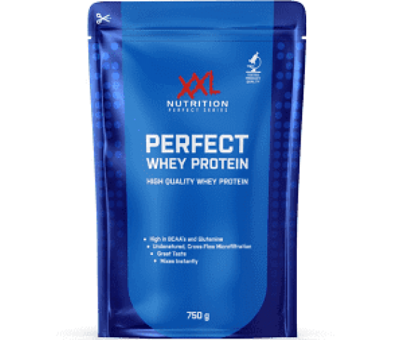 Perfect Whey Protein XXL Nutrition 4000 GR